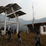 ブータン・チモン村の火葬場で考える