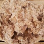収穫した真綿が、作品になるまで