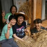 稲刈りを行いました~