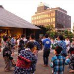 東海道で、みんなで踊ろう!郡上踊り IN 戸塚