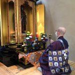 お釈迦様のお誕生日はなまつりと共に、和国の教主聖徳太子の1400回忌法要お勤めしました。
